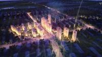 房地产楼盘宣传片 三维动画 汉川公园新城二期 石光动画出品