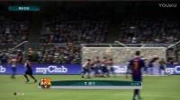 巴打Brother足球解说 实况17国王杯半决赛次回合 巴塞罗那vs马德里竞技