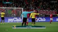 巴打Brother足球解说 实况17欧冠1/8决赛首回合 本菲卡vs多特蒙德