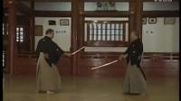 日本剑道演示