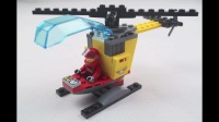 LEGO 乐高城市系列60100快裝