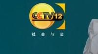 中央电视台社会与法频道2016年版动画演示
