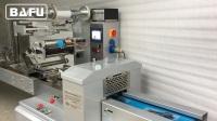 刀叉包装机,一次性塑料餐具包装机,纸巾刀叉餐具自动包装机