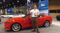全新2018款福特野马Mustang GT配备全液晶仪表搭载10at变速箱并且支持apple苹果carplay功能