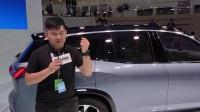 大七座纯电SUV!韩路首发体验蔚来ES8