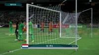 巴打Brother足球解说 足球热身赛 荷兰vs科特迪瓦