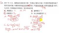 苟良波讲题之2017年全国三卷物理14题