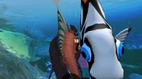 【落尘】海底大猎杀 75级海洋大战100级大白鲨作死新开始