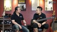 铁人音乐频道乐器测评-崔文正与Cort Bass