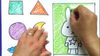 童艺萌少儿美术-油画棒技法2