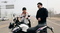 【MOTO小峰】BMW G310R 最便宜的宝马摩托车来了 女车主分享购车体会