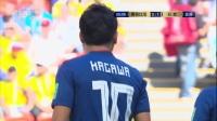 【进球】香川真司命中点球!日本取得梦幻开局