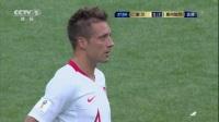 【集锦】波兰VS塞内加尔上半场集锦:莱万门前连续强攻未果 盖耶折射球撞希奥内克造成乌龙球 波兰0-1塞内加尔