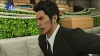 PS4动作游戏《如龙·极》第04期 火爆葬礼!