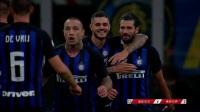 【进球】伊卡尔迪点射破门斩获意甲首球 国米1-0佛罗伦萨