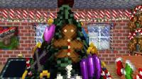 我的世界动画-怪物学院-圣诞节礼物-MAXIM