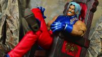Storm toys拳皇 卢卡尔 King Of Fighters Rugal