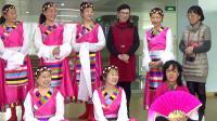 访爱辉上海知青艺术团舞蹈队