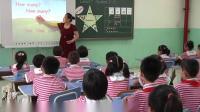 冀教版三年級英語《Lesson4_Numbers1-5》教學視頻