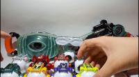 【D哥制作】 日拍到货 假面骑士ghost玩具拆箱