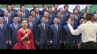 驻马店市第九中学《我和我的祖国》歌曲联唱