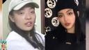 《中国有嘻哈》里的Vava卸妆素颜妆曝光 170909