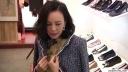 雪姨王琳秀完美身材 为塑形背十公斤杠铃 170912
