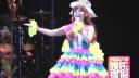 中川翔子香港开唱获成龙送花 感叹香港开拓她的命运 120708