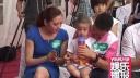 杨威杨云助推奥运萌小孩军团 24万宝宝为奥运加油 120707