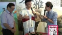 钟镇涛享受别味鸡汤 自言个性很像原住民 120719