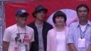 电影节评审亮相 李宗盛卖张艾嘉面子 110701