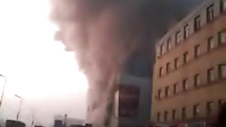 哈尔滨服装城大火4