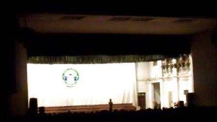 武汉大学纪念张国荣逝世十周年演唱会之哥哥歌曲串烧片段