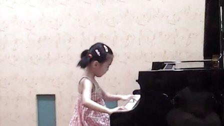 6岁宝宝徐若桐表演视频