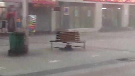 2013-8-16抚顺市大暴雨