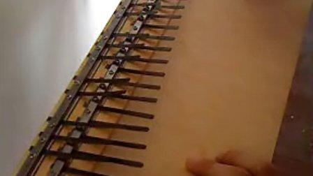 弹片钢琴 介绍