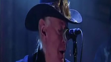 Johnny Winter - Dust My Broom (Live 2012)