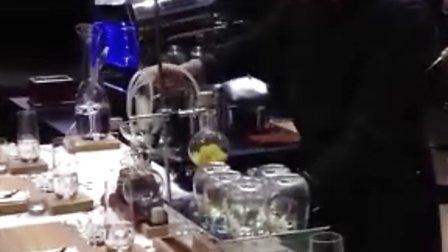 百瑞斯塔咖啡师竞赛_唐田超