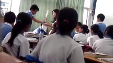 深圳某中学班主任打学生