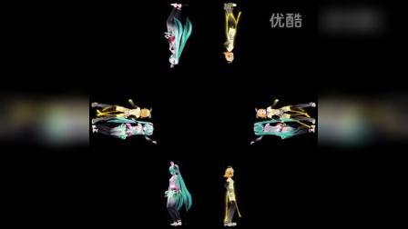 初音 伪全息 片源 Promise (TDA Miku & Rin)