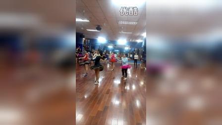 海口拉丁舞爵士舞培训基地—恒芳舞蹈中心少儿拉丁舞恰恰课堂展示