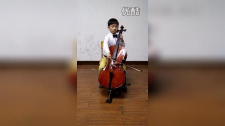 大提琴《法国民歌、风之歌、告诉罗娣阿姨》民歌串焼