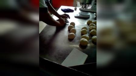 汉堡胚做法