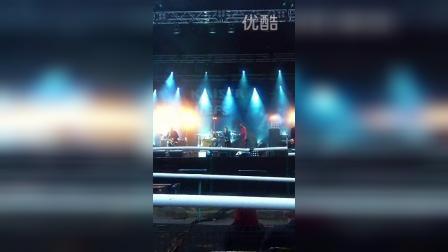 [英伦日记]唐卡 Kaiser Chiefs的gig