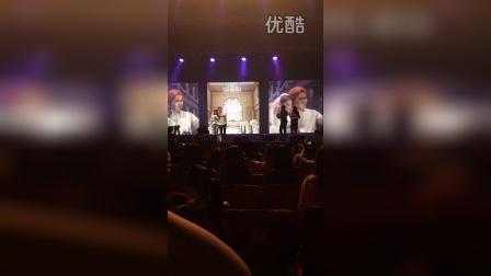 """20140628李弘基粉丝见面会香港站与""""幸运新娘""""的婚礼进行曲"""