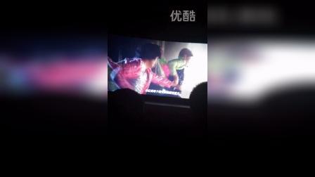 猛龙过江电影中完整版小苹果(手机拍摄超清)