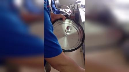 奔腾电压力锅锅盖限压阀安装