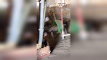 捷恒机械625河沙烘干机连云港现场实拍