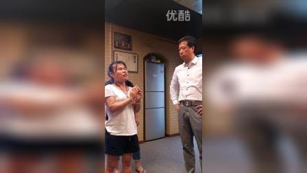 有線怪談.十三冤案 2014 08 23 简信回师傅拍摄实录5