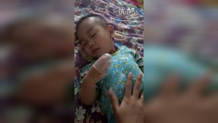懒宝宝,难叫起床